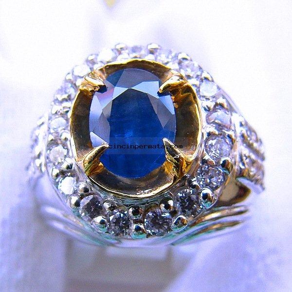 Batu Cincin Saphire